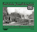 Bundesbahn-Dampflokomotiven aus dem berühmten Lokomotiv-Bildarchiv Bellingrodt