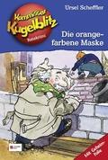 Kommissar Kugelblitz - Die orangefarbene Maske