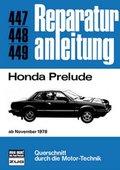 Honda Prelude ab November 1978