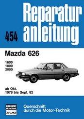 Mazda  626    ab Oktober 1978 bis September 1982; .
