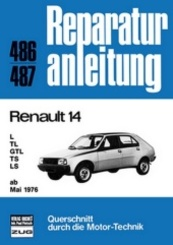 Renault 14 ab März 1976