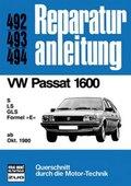 VW Passat 1600 ab Oktober 1980
