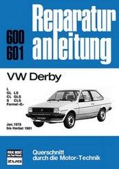 VW Derby Januar 1978 bis Herbst 1981