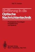 Einführung in die Optische Nachrichtentechnik