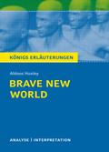 Aldous Huxley 'Brave New World'