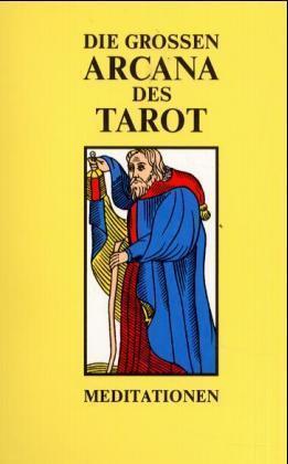 Die Großen Arcana des Tarot, Ausg. A - Bd.2