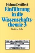 Einführung in die Wissenschaftstheorie - Tl.3