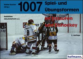 1007 Spiel- und Übungsformen im Eislaufen und Eishockey