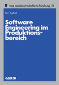 Software Engineering im Produktionsbereich