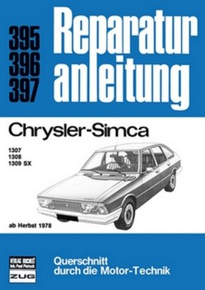 Chrysler-Simca ab Herbst 1978