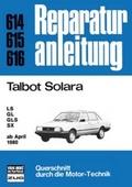 Talbot Solara ab April 1980