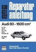 Audi 80 1600 ab 09/1980