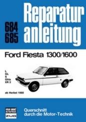 Ford Fiesta 1300/1600 ab Herbst 1980