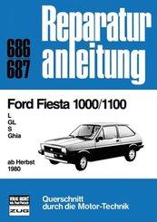 Ford Fiesta 1000/1100 (ab Herbst 1980)
