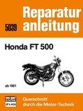 Honda FT 500 ab 1981