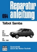 Talbot Samba ab Oktober 1981