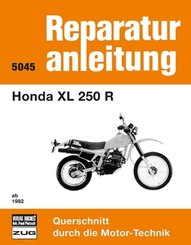 Honda XL 250 R ab 1982