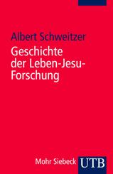Geschichte der Leben-Jesu-Forschung