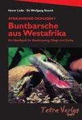 Afrikanische Cichliden: Buntbarsche aus Westafrika; Bd.1
