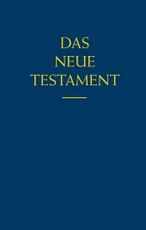 Bibelausgaben: Das Neue Testament; Urachhaus