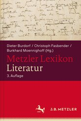 Metzler Literatur Lexikon