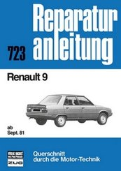 Renault 9    ab September 1981; .