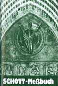 Schott-Meßbuch, Für die Sonntage und Festtage des Lesejahres B