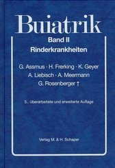 Buiatrik: Rinderkrankheiten; Bd.2