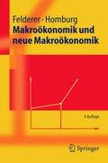 Makroökonomik und neue Makroökonomik