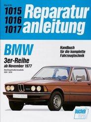BMW 320, 323i (Sechszyl.) ab 1977 bis 1982