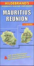 Hildebrand's Urlaubskarte Mauritius, Reunion; Maurice, La Reunion