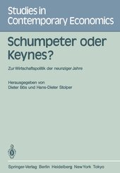 Schumpeter oder Keynes?