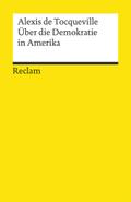 Über die Demokratie in Amerika