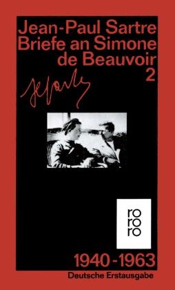 Briefe an Simone de Beauvoir und andere - Bd.2