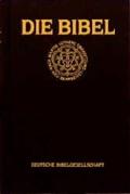 Die Bibel, Luther-Übersetzung, Standardausgabe mit Apokryphen, schwarz