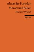 Mozart und Salieri, Russisch/Deutsch