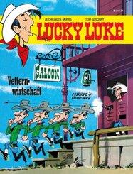 Lucky Luke - Vetternwirtschaft