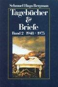 Tagebücher & Briefe, 2 Bde.: 1948-1975; Bd.2