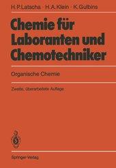 Chemie für Laboranten und Chemotechniker, 3 Bde.: Organische Chemie