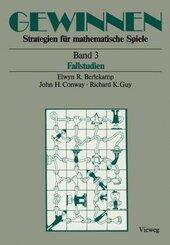 Gewinnen: Gewinnen Strategien für mathematische Spiele; Bd.3