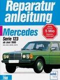 Mercedes 200 / 230 E / CE / TE, Serie W 123