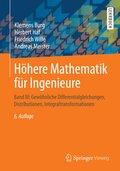 Höhere Mathematik für Ingenieure: Gewöhnliche Differentialgleichungen, Distributionen, Integraltransformationen; Bd.3