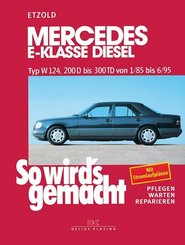 Mercedes E-Klasse Diesel