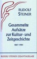 Gesammelte Aufsätze zur Kulturgeschichte und Zeitgeschichte 1887-1901