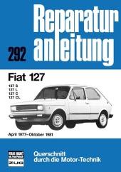 Fiat 127 April 1977 bis Oktober 1981