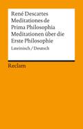 Meditationen über die Erste Philosophie - Meditationes de prima philosophia