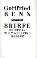 Briefe: Briefe an Tilly Wedekind 1930-1955; Bd.4