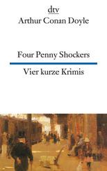 Four Penny Shockers - Vier kurze Krimis