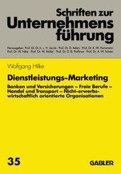 Dienstleistungs-Marketing