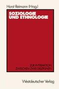 Soziologie und Ethnologie